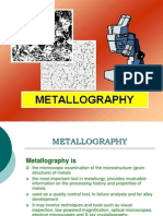 c4 Metallography