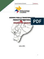 Agenda Territorial Imbabura