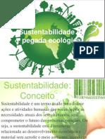 Sustentabilidade e Pegada Ecológica
