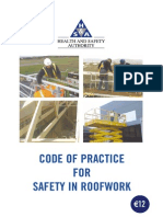 Safety in Roof Work