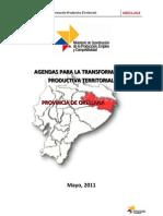 Agenda Territorial Orellana