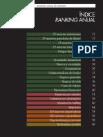 Ranking de Gestión