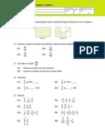 3 Ficha Preparacao Teste 3 matemática