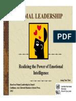 Primal Leadership EI