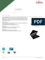 Ds Lifebook Lh530