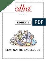 "Informatique ""Cours Excel """