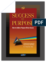 Success on Purpose