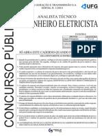 Vestibular.ufg.Br 2014 Celg Gt Sistema Po Provas A202