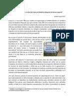 De Atender a Entender. A 8 años del Centro de Medicina Mapuche de Nueva Imperial