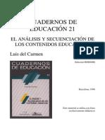 Secuenciacion de Contenidos Del Carmen.pdf