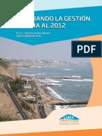 Informe Evaluando Lima Al 2012