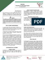 Reg. de Velocidade Série EDG5500 - Manual - 2011 - Português