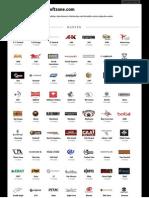 Airsoft Marken/Hersteller