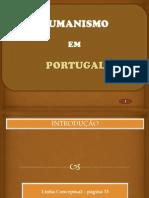 Humanismo Em Portugal