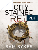 The City Stained Red by Sam Sykes Extract