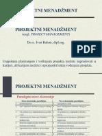 5.1.1 Upravljanje Projektima