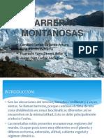 Barreras Montañosas.... 6to Semestre 21-04-2014