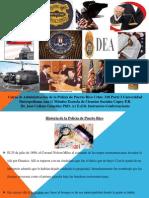 Administracion y Organiizacion de La PoliciaCrim 318 PowerPresentation1
