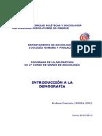 246-2013!10!16-Introducción a La Demografía Francisco Zamora López