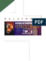 Relatório Estudo de Benchmarking Em GP 2004