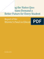 N.S. education panel report