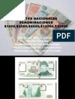 Presentacion Billetes Chilenos