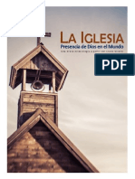 La Iglesia Presencia de Dios en El Mundo -Francisco Limón