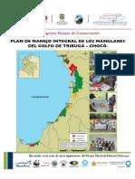 Plan de Manejo Integral de Los Manglares de Tribugá - Fase Formulación