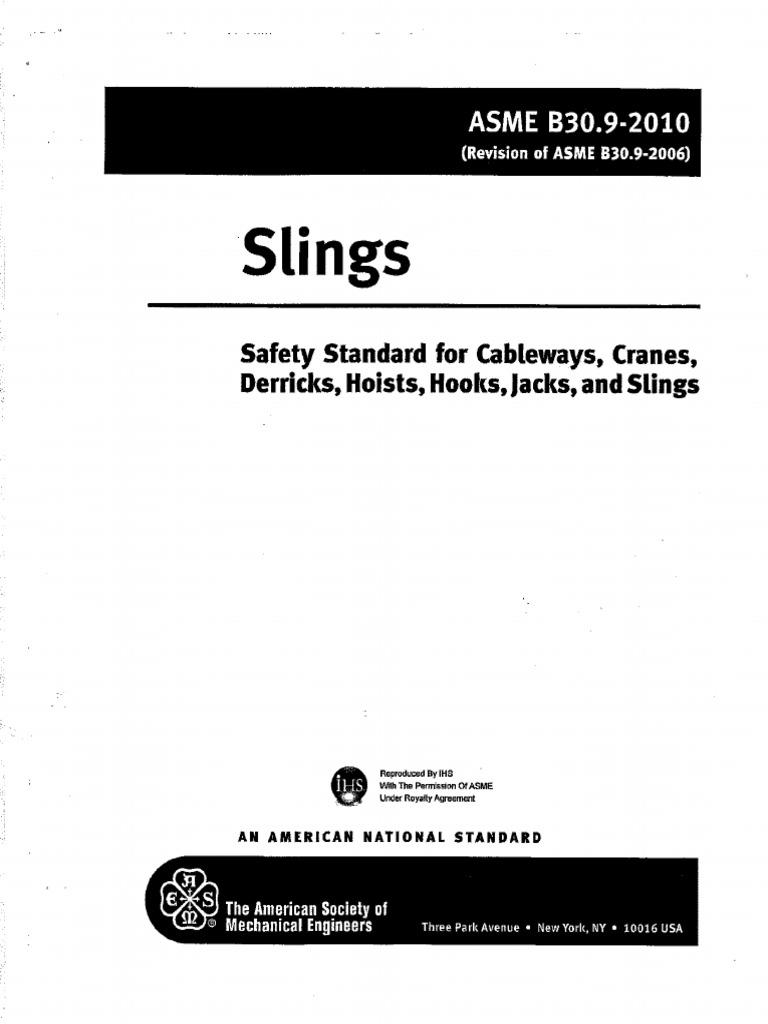 asme b30 20 en español pdf