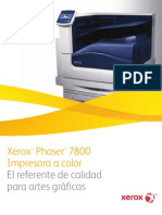 xerox 7800