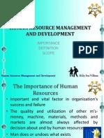 humanresourcemanagementanddevelopmentppt-130331215529-phpapp01