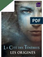 La Cité des Ténébres- Les Origines tome 1.pdf