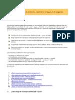 Como elegir EPP respiratorio