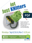 Knot Just Knitter s Flyer 14