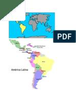 Mapa - America Latina