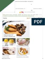 Recetas de Cocina y Trucos de Karlos Arguiñano – Cocina Hogarutil