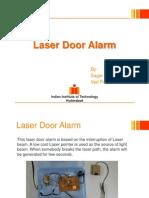 Laser Door Alarm
