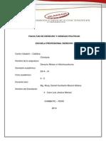 Tarea de I Unidad - Investigación Formativa CALIFICADA