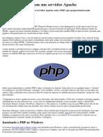 2 Instalando o PHP Em Um Servidor Apache