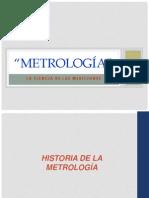 7. Metrología