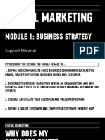 1. Marketing & Business Strategy Support Slides PDF