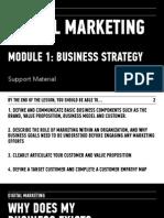 1. Marketing & Business Strategy Support Slides PDF