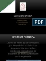 Mecánica Cuántica UES