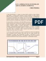 A Emergência e a Afirmação Da Economia Da Mercado Na Europa Ocidental