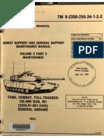 M1 Abrams 105mm