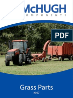 Grass Parts Catalogue 2007