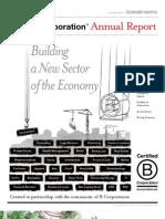 2009 B Corp Annual Report