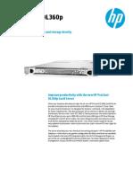 DS - HP ProLiant DL360p Gen8 Server