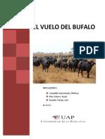 El Vuelo Del Bufalo