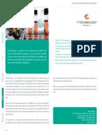 T-technology Brochure - Zbigniew Tokarz